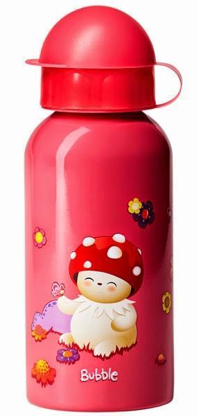 Bubble Water Bottle © Tulipop