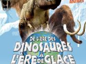 Exposition l'ère Dinosaures glace