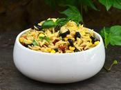 Salade risetti basilic