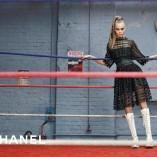 Coco Coach: l'hiver sera Sport chez Chanel