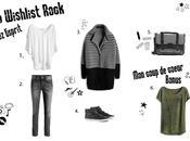 Wishlist Mode Rock chez Esprit