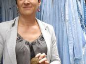 Françoise Carayol, cuisinière-teinturière Ferme village Lautrec (Tarn)