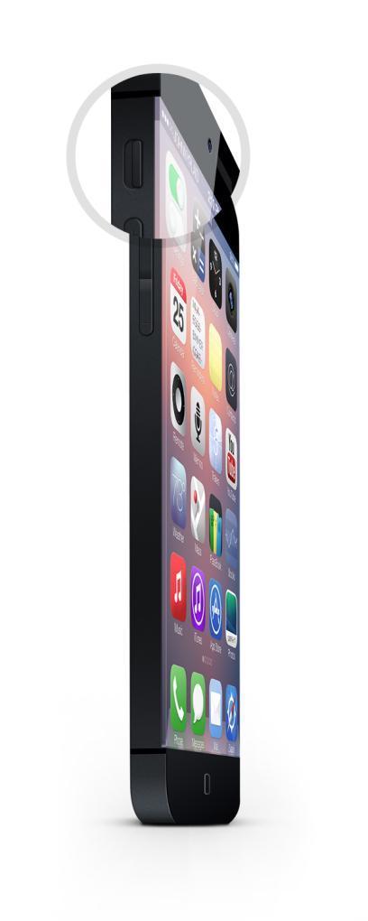 iPhone 6 iOS 8 Apple concept