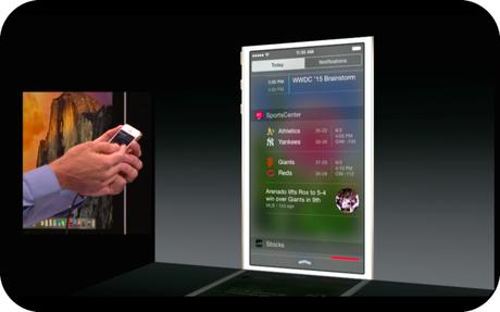 iOS 8 iPhone 6 apple