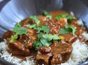 Curry boeuf très parfumé