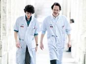 """Mardi août 2014, cinéma Comoedia Avant-première """"Hippocrate"""" présence réalisateur Thomas Lilti l'équipe film"""