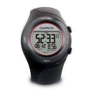(incl. Heart Rate Monitor)Améliorez votre entraînement et franchissez un nouveau palier grâce à la Forerunner 410. Créée pour la performance, cette montre GPS de running affiche et enregistre votre temps, la vitesse, la distance, le rythme cardiaque ...