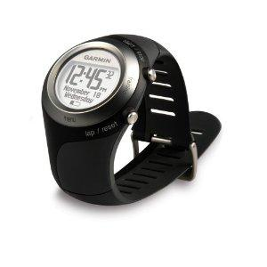 GPS-enabled sport watch with Heart Rate Monitor and USB ANT stick. Automatic sync, wireless data sharing, high-sensitivity receiver, courses feature, advanced workouts, rechargeable lithium-ion battery. Black colour.   Untitled Document    Montre GPS...