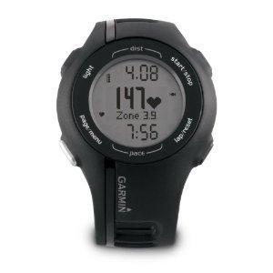 Enregistrez chaque minute et chaque kilomètre avec la Forerunner® 210. Cette montre GPS, très simple d'utilisation, enregistre précisément votre temps, votre vitesse moyenne, votre vitesse instantanée, votre distance et le nombre de calories consommé...