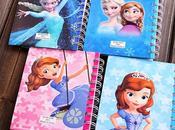 étiquettes Princesse Sofia Frozen pour l'Académie Royale #BackToSchool #DIY
