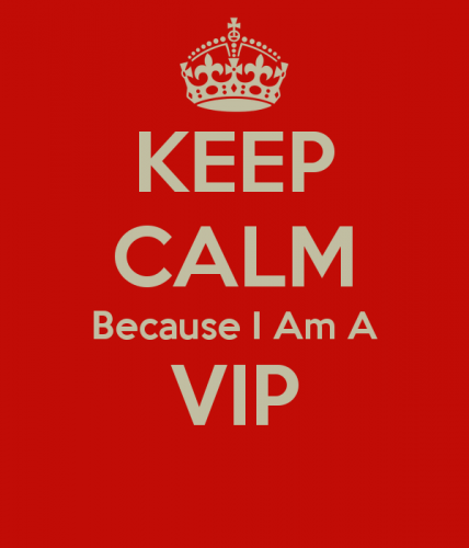 keep-calm-because-i-am-a-vip