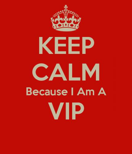 keep-calm-because-i-am-a-vip
