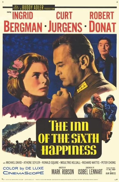 L'Auberge du sixième bonheur - The Inn of the Sixth Happiness, Mark Robson (1958)