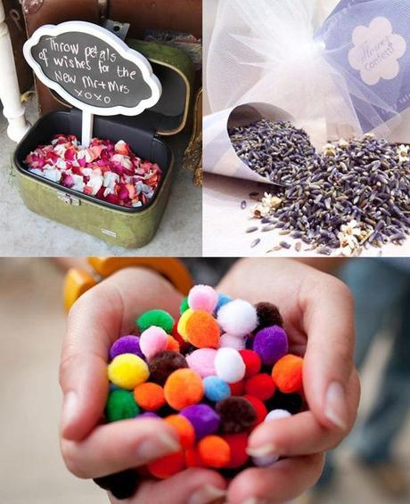 Confettis en folie !