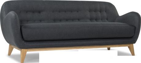 Déco: un canapé style suédois années 50 | À Voir