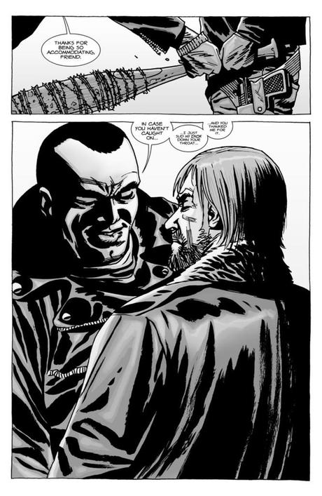 Walking Dead #18: Lucille