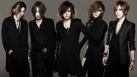 The Gazette dans les portables Sony