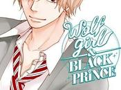 Wolf girl black prince, tome