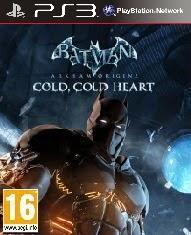 Test: Batman Arkham Origins - Coeur de Glace