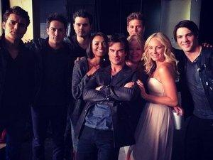 Photoshoot de TO et de TVD