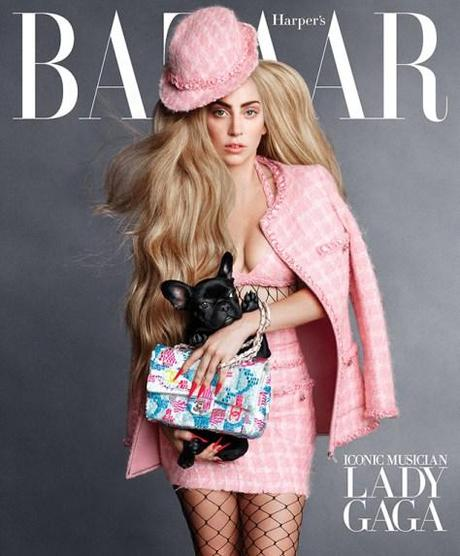 Lady Gaga Bazar Cover