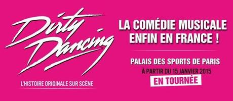 dirty dancing la comedie musicale