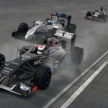 Découvrez les premières images de F1 2014