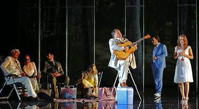 HK Gruber crée un nouvel opéra à Bregenz: Geschichte aus der Wienerwald