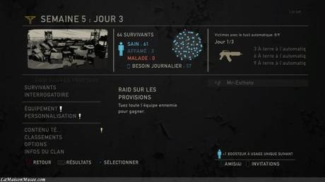 Multijoueur Last of Us Qualite