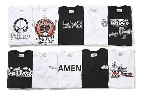 NEIGHBORHOOD – 20 ANNIVERSARY TEE COLLECTION