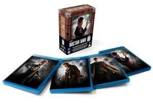 Dr WHO Blu-ray