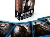 Doctor 50th anniversary coffret collector blu-ray