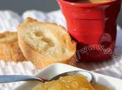 Confiture d'ananas vanille