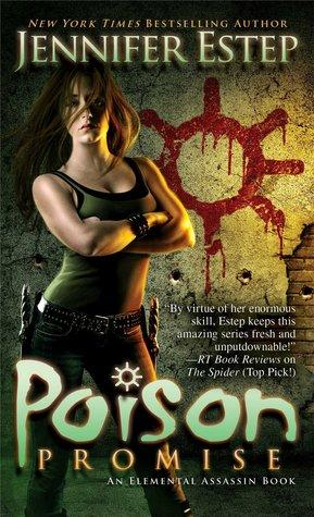 Elemental Assassin T.11 : Poison Promise - Jennifer Estep (VO)