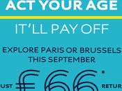 Eurostar aller retour pour jeunes