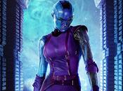 MOVIE Gardiens Galaxie Karen Gillan sera retour tant Nebula