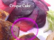Croque Cake sans Thermomix mais cuit dans moule tablette Demarle)