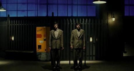 Acteurs The Double Britannique