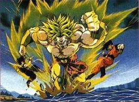 Dragon ball z oav broly le super guerrier paperblog - Dragon ball z broly le super guerrier vf ...