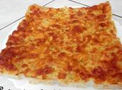 Clafoutis salé ricotta, saumon, pesto mozzarella