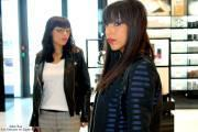 Charly & Mandy squattent Claudie Pierlot & Printemps !