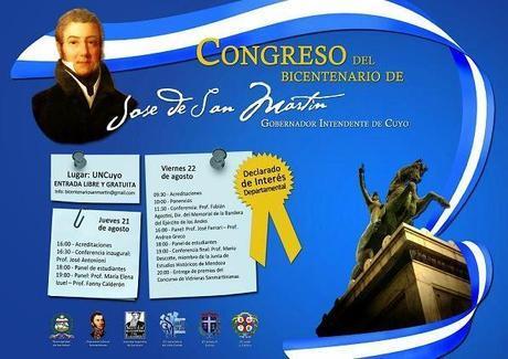 Il y a deux cents ans aujourd'hui, San Martín devenait gouverneur de Cuyo [Actu]