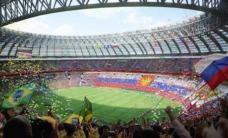 A quoi ressembleront les stades russes de la Coupe du monde 2018?