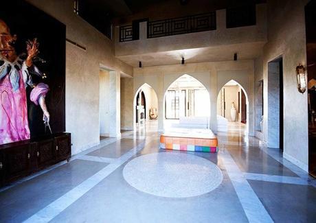 Visite déco : L'hôtel Fellah à Marrakech