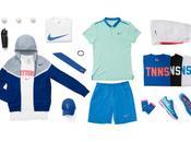 tenues Nike l'US Open