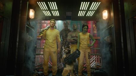 Les Gardiens de la Galaxy cast [Critique] LES GARDIENS DE LA GALAXIE