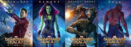critique gardiens de la galaxie