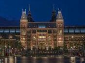 fleurs Rijksmuseum d'Amsterdam