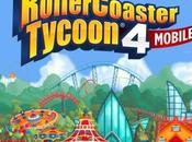 RollerCoaster Tycoon Mobile iPhone iPad, gratuit temporairement