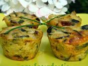 Bouchées courgette, mozzarella herbes aromatiques